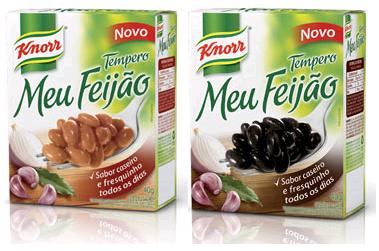 Amostra Gratis de Knorr Meu Feijão