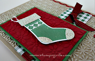 Dry Embossing Techniques Stampin' Up!