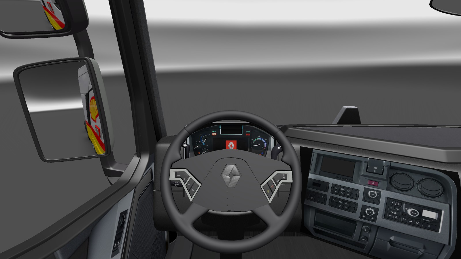 Ets2 brazilian mods renault t range by stas556 fire for Renault range t interieur