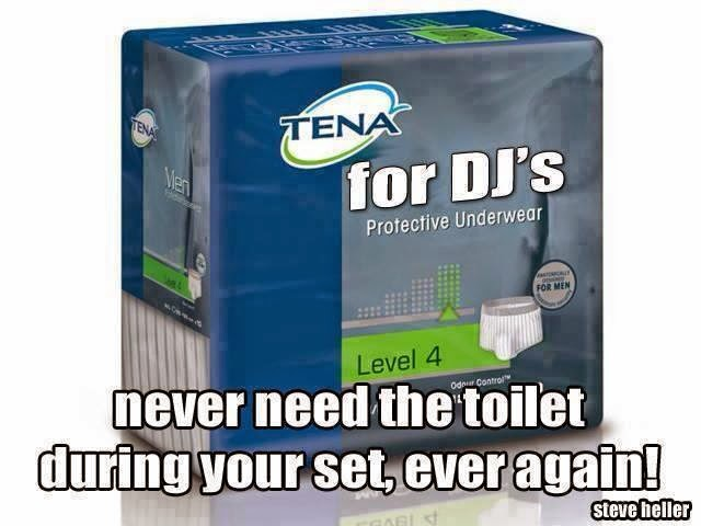 not only for dj's