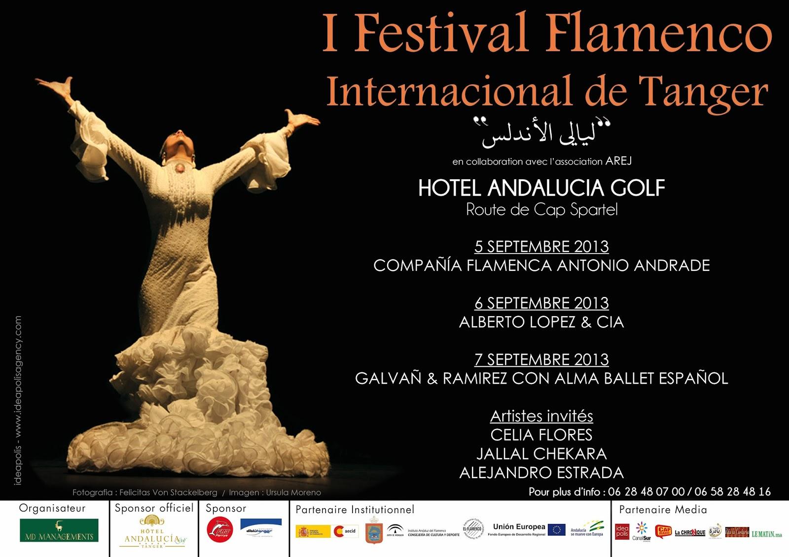 Festival Flamenco Internacional de Tanger