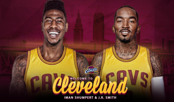 Knicks traspasan a JR Smith y Shumpert a Cleveland