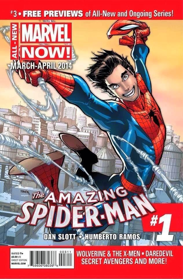 AMAZING SPIDERMAN#1