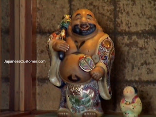 apanese Buddhist Deity copyright peter hanami 2007