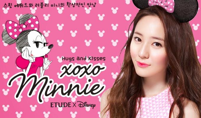 "ETUDE HOUSE ""Etude x Disney - XOXO Minnie Collection"" (Fall 2013)"
