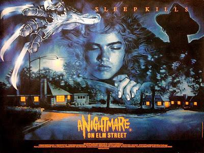 Pesadilla en Elm Street Poster