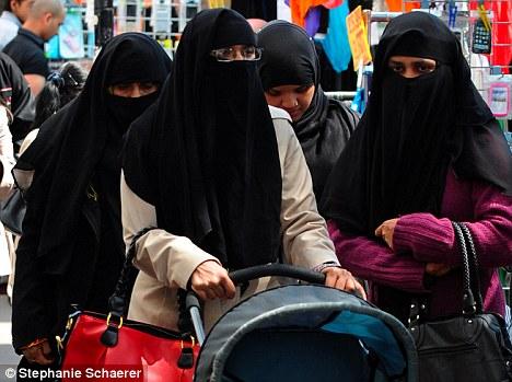 Kumpulan Muslim di UK mahu tubuhkan 3 negeri bebas dengan Undang-undang Syariah