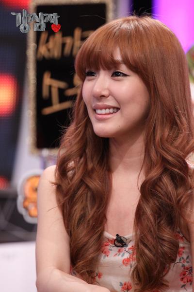Tiffany @ Imagenes oficiales de SBS Strong Heart  120420sh4