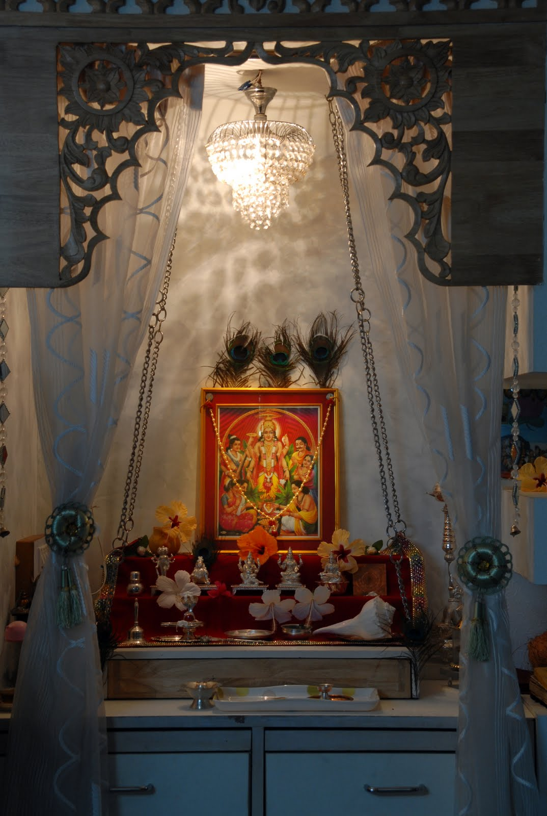 How To Arrange Pooja Ghar In Small Homes Joy Studio