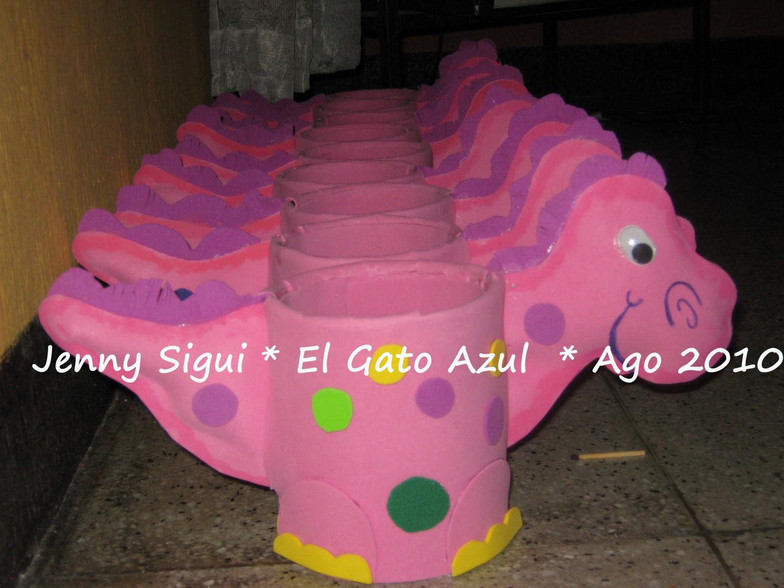 los Dinosaurios para niñas