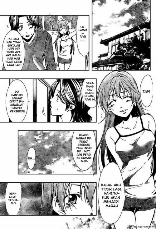 Komik kimi no iru machi 22 page 9