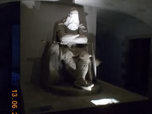 Holger the Dane in Kronborg Castle.
