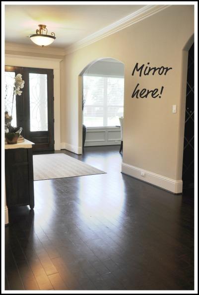 hayillustration: WANTED: Floor Length Mirror