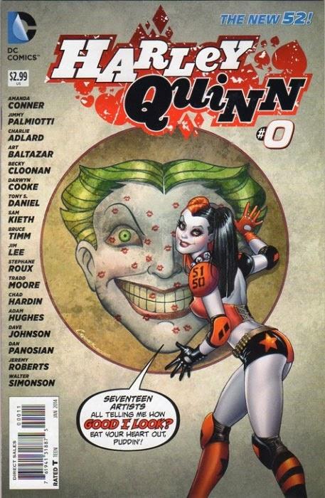 Harley Quinn camina en solitario sin el Joker 8