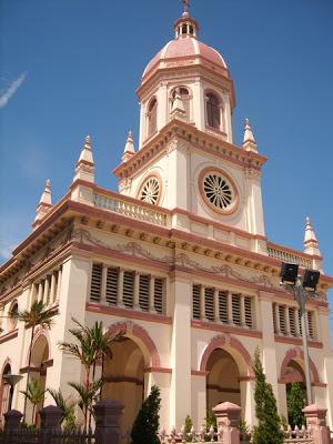 Santa Cruz Church, Bangkok โบสถ์ซานตาครูซ