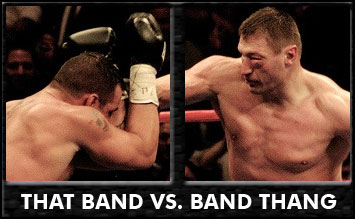 That Band vs. Band Thang