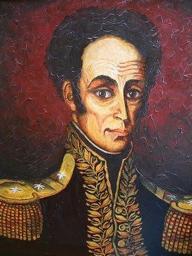 Bolívar: La historia inconclusa / Enlace haciendo clic en Retrato.