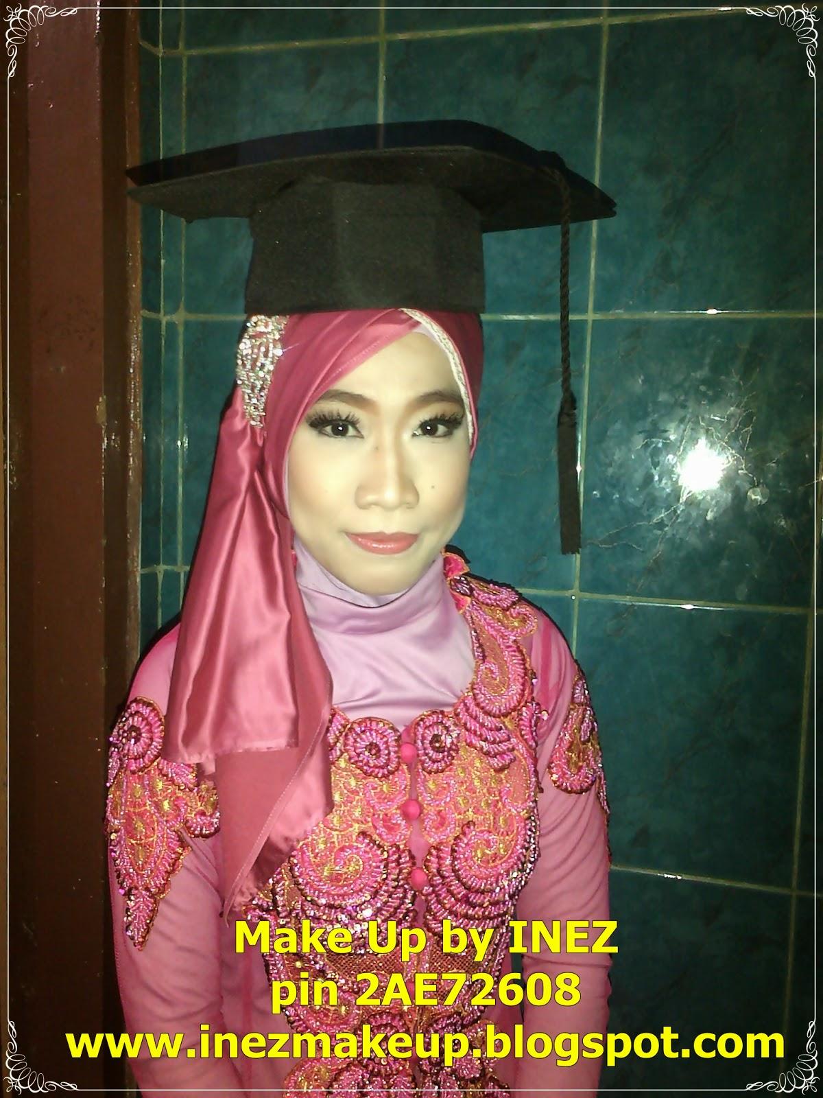 INEZ MAKE UP Make Up Wisuda Izz