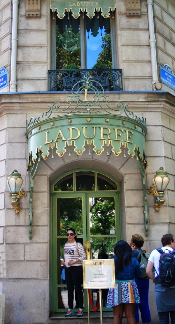 Ladurée Parisian Macarons París