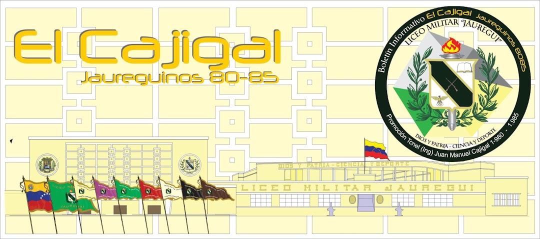 El Cajigal Jaureguinos80-85