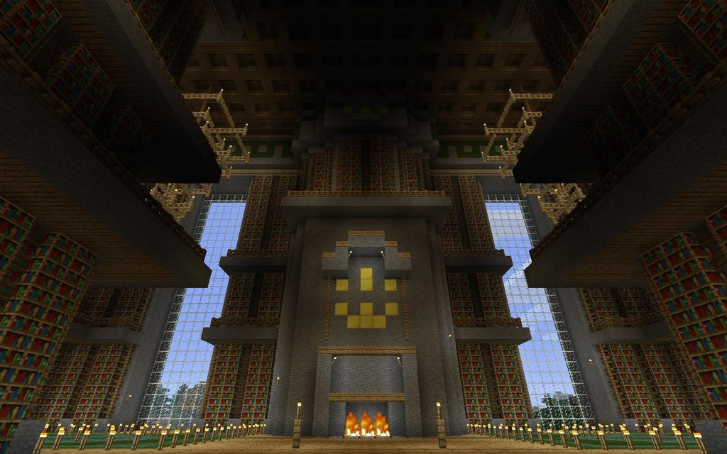 The Minecraft Castle: Magnificent Medieval Minecraft Castle