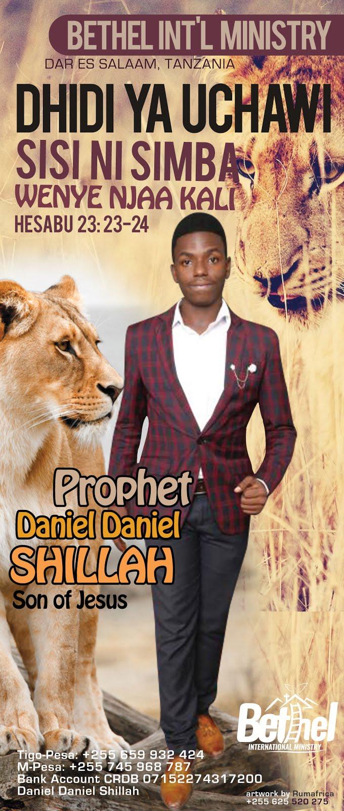 NABII DANIEL SHILLAH