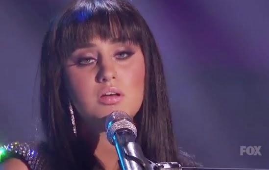Jena Irene American Idol Season 13 finalist