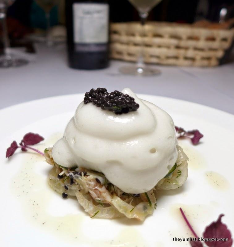 Graze, Pascal Jolivet Wine Paired Dinner, Hilton Kuala Lumpur