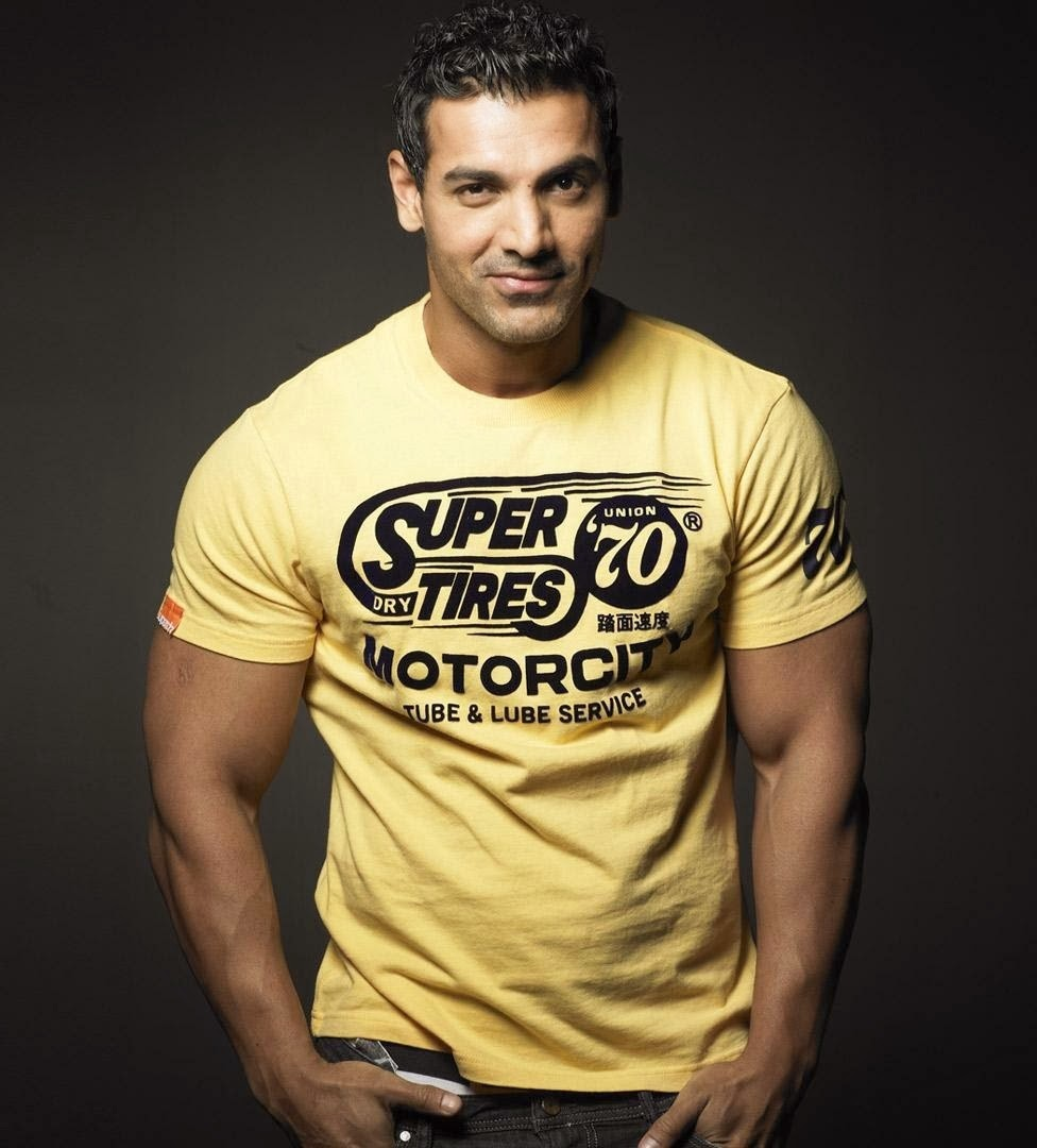 John Abraham Hot Latest HD Wallpapers 2014