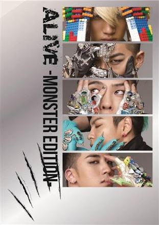 BigBang Still Alive Monster