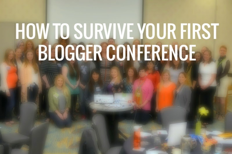 How To Survive Your First Blogging Conference
