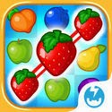 Fruit Splash Mania App iTunes App Icon Logo By TeamLava - FreeApps.ws