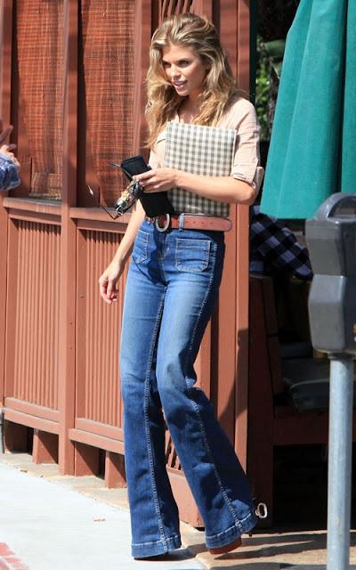 annalynne mccord High+waisted+Jeans