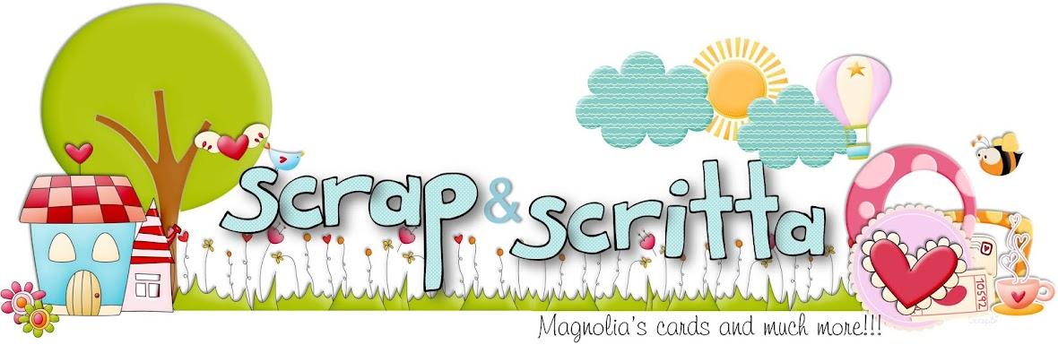 Scrap & Scritta