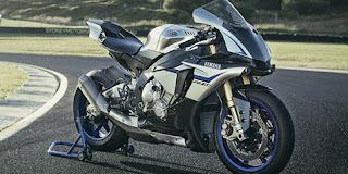Yamaha Manage New Model YZF-R1M 2016