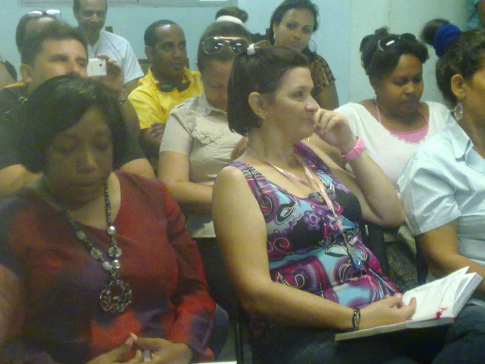 Blogueros en Baracoa