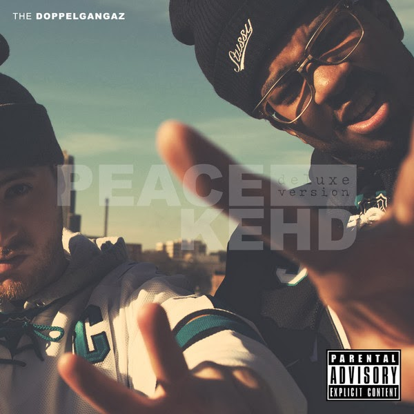 The Doppelgangaz - Peace Kehd (Deluxe Version)  Cover