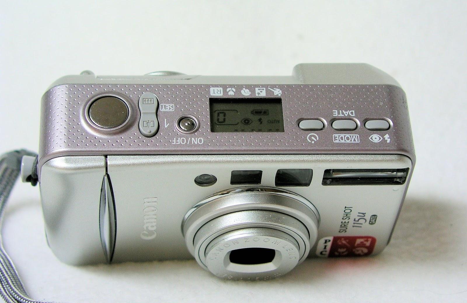 Random Camera Blog: A Sure Shot with a Sure Shot 115u