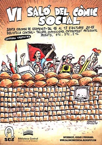 VI SALÓ DEL CÒMIC SOCIAL