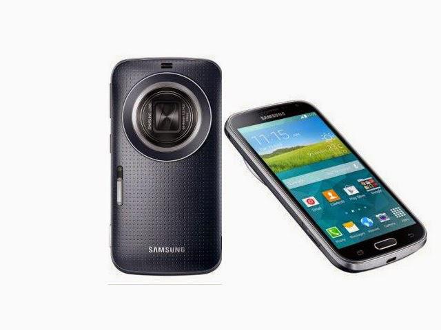 Smartphone samsung galaxy k zoom