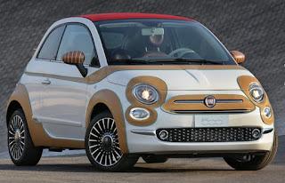 Modello Speciale Fiat 500