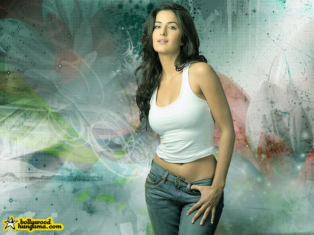 Katrina Kaif Hot Wall Paper