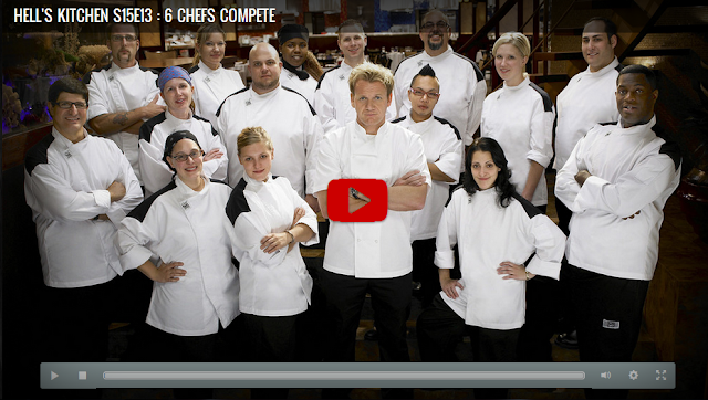 Hell S Kitchen Season 15 Episode 13 6 Chefs Compete Full