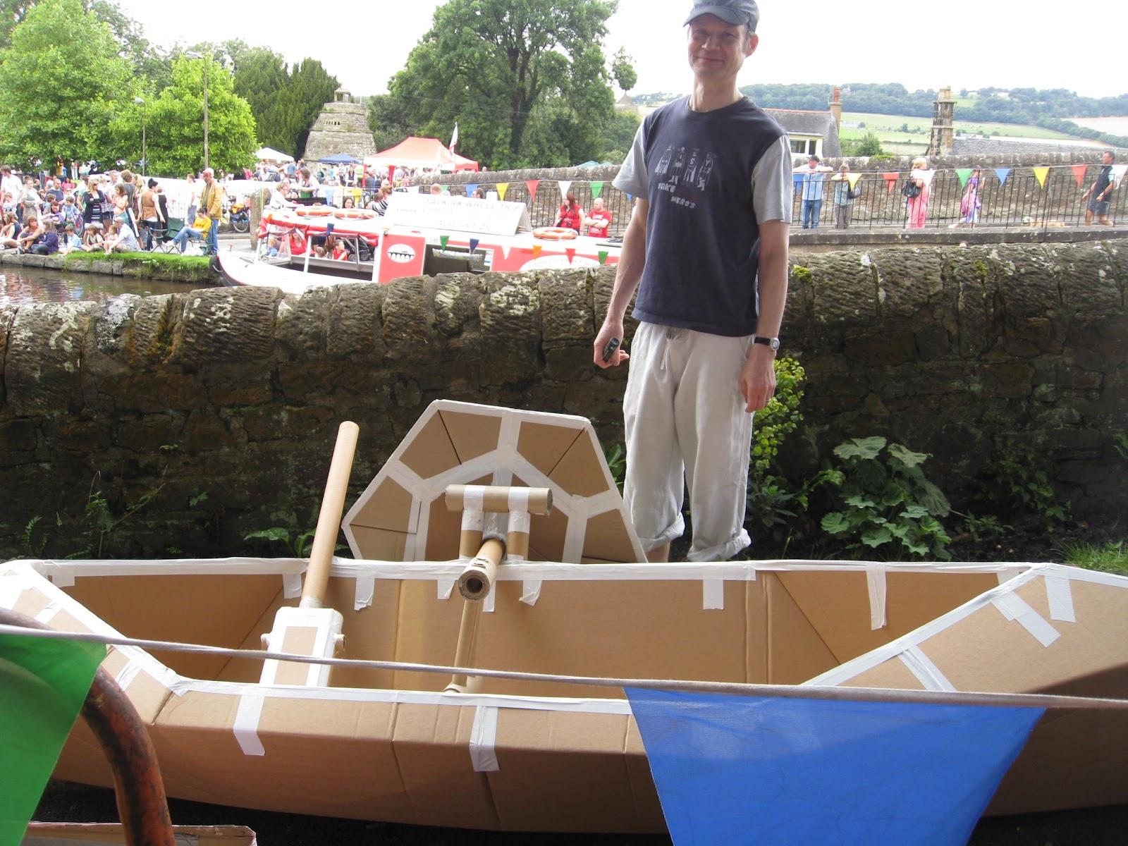 cardboat designs