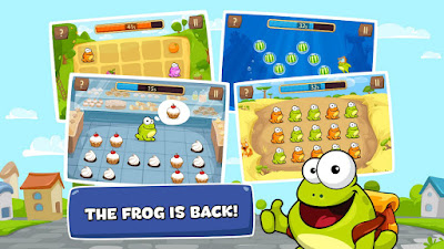 Tap the Frog Faster App / Specifications  Download App Install  60.04 MB Google Play