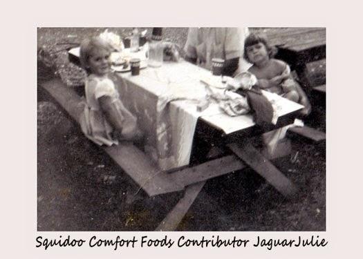 jaguarjulie comfort foods contributor picnic