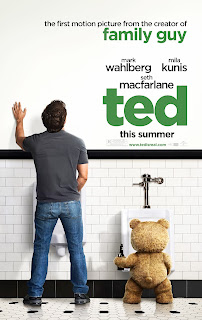 ted movie poster mark wahlberg