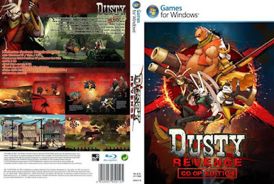 Jogo Dusty Revenge Co-Op Edition 2014 PC Capa