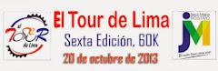 El Tour de Lima, Sexta Edición.