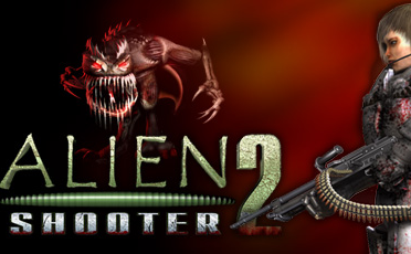 Alien Shooter 2 PC Game